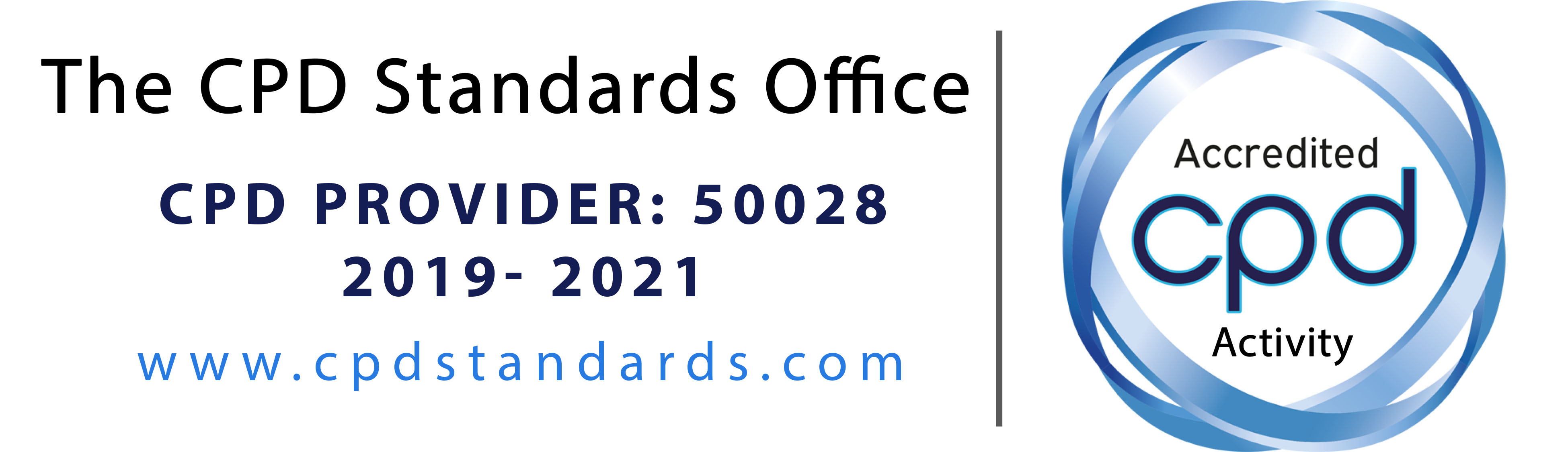 CPD Activity Provider Logo 2019
