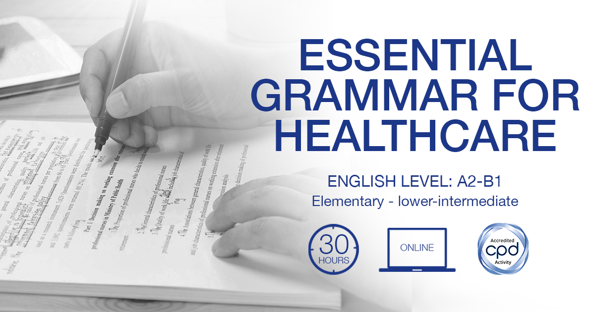 ESSENTIAL GRAMMAR FOR HC