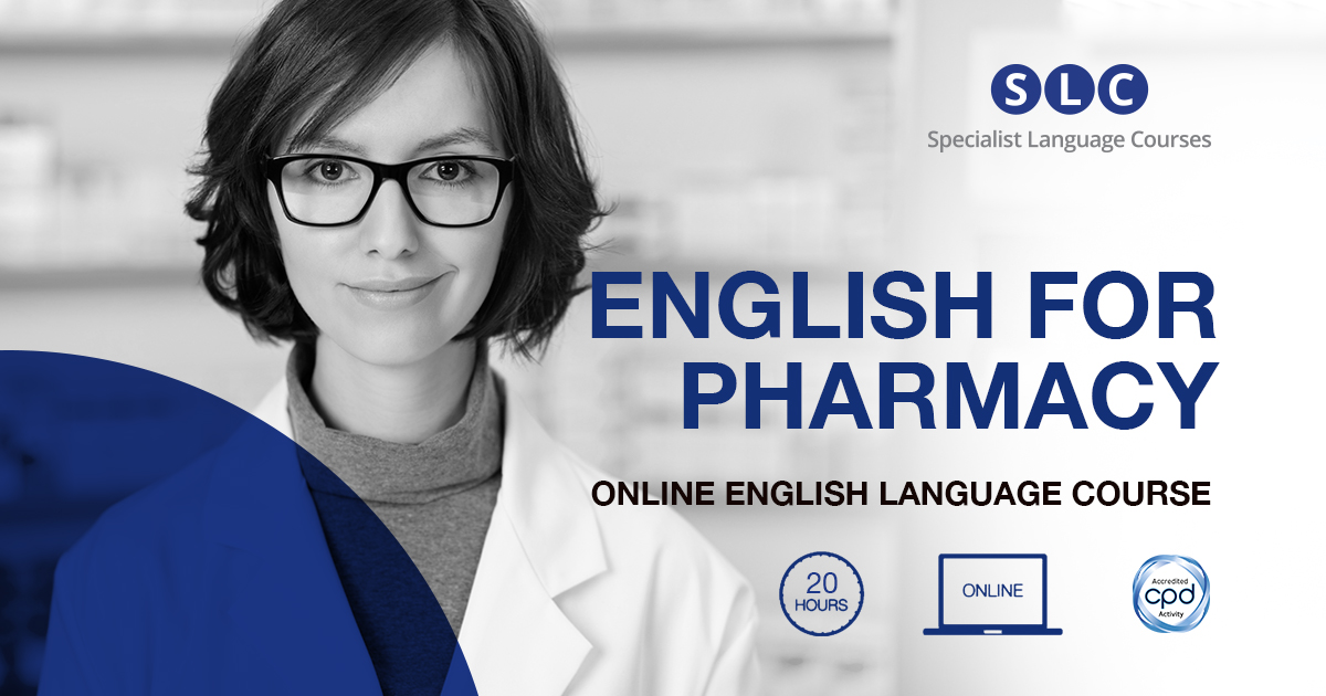 English for Pharmacy