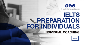IELTS PREPARATION FOR INDIVIDUALS