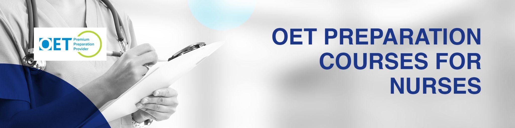 OET Preparation Courses for Nurses