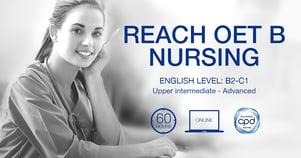 Reach OET B Nursing